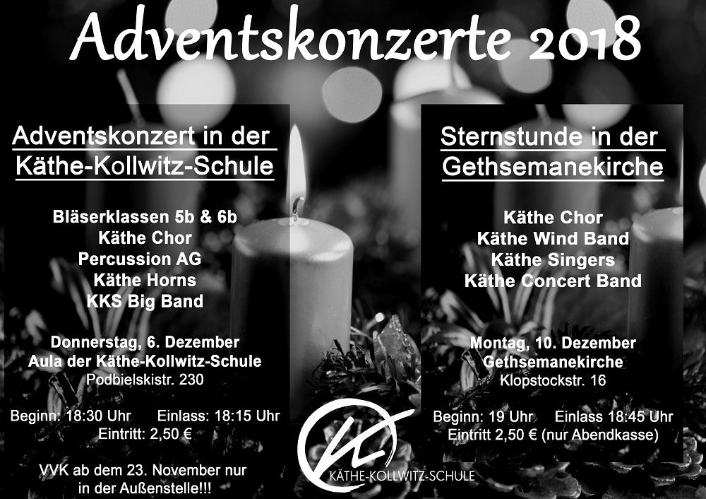 Adventskonzerte 2018